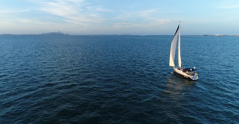 Biscayne Bay Miami Sailing