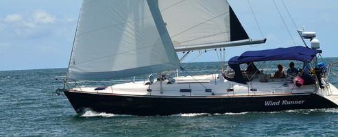 Sailboat Rental and Charters Miami