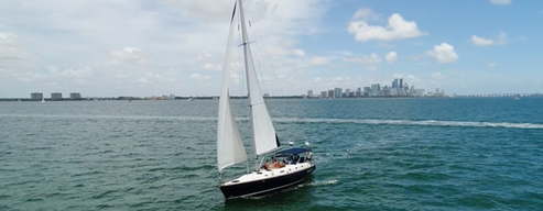 Miami Beach Sailing