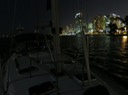 Miami By Night Sail Boat Cruise