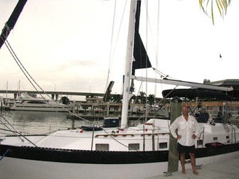 Miami Sailing Day Charter Biscayne Bay