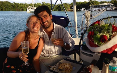 Romantic dinner cruise Miami