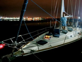 Romantic sails for two in luxury m