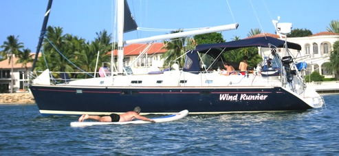 Sail Boat Rental Charter Miami Florida copy