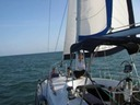 Sailing to Key West from Miami
