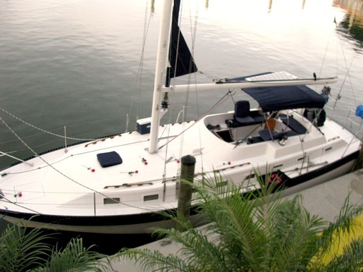 Sailing Yacht for charter Miami