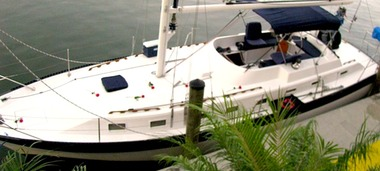 Sailing Yacht for charter Miami FL