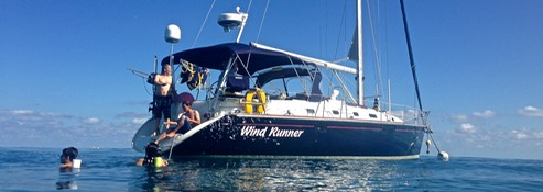snorkel sailing tours miami